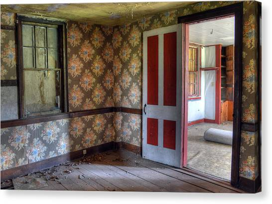 The Front Room Canvas Print