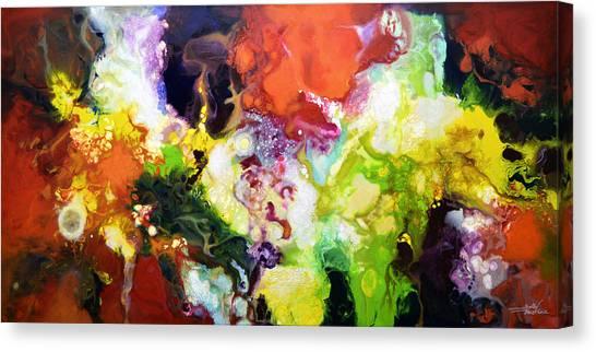 The Fullness Of Manifestation Canvas Print