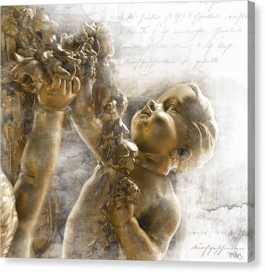 The Glory Of France Canvas Print