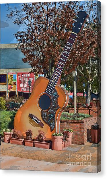 The Grand Ole Opry Canvas Print