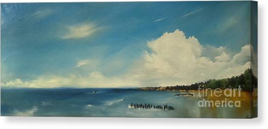 The Great Gig In The Sky Canvas Print