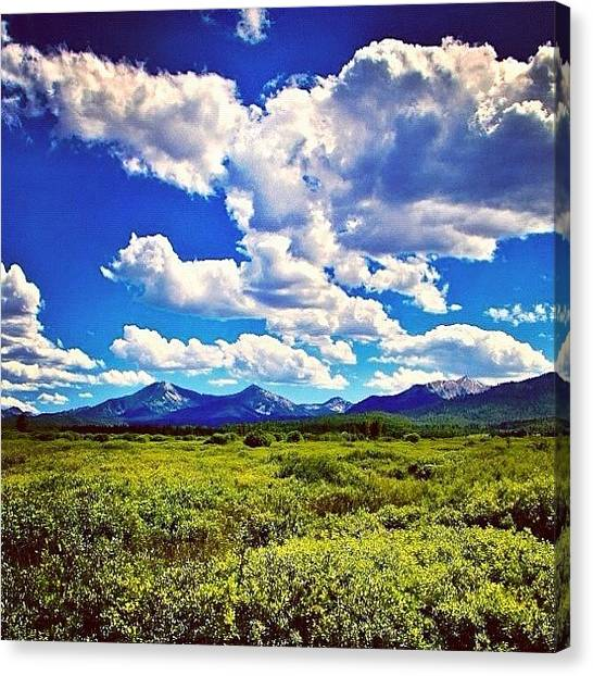 Idaho Canvas Print - The Great Wide Open by Cody Haskell