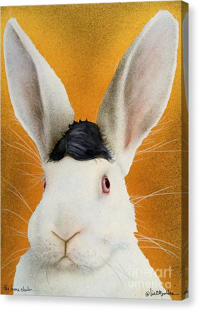 The Harepiece... Canvas Print by Will Bullas