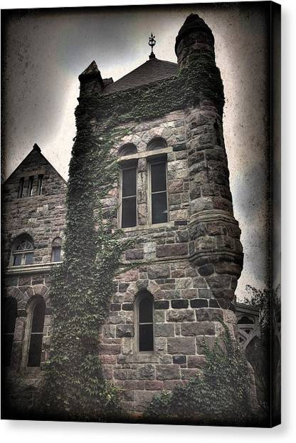 Arbor Canvas Print - The Haunting  by September  Stone