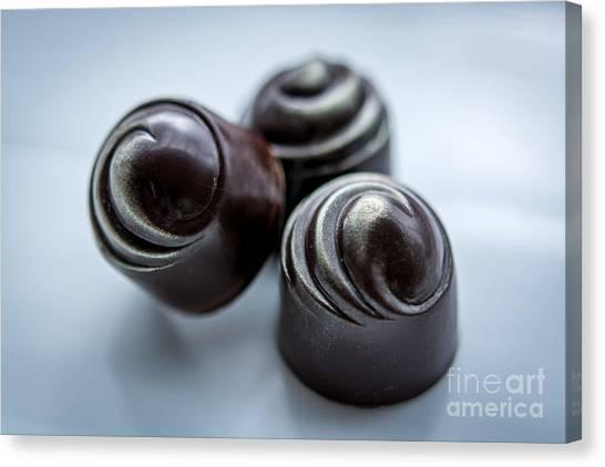 The Irish Chocolate - By Sabine Edrissi Canvas Print