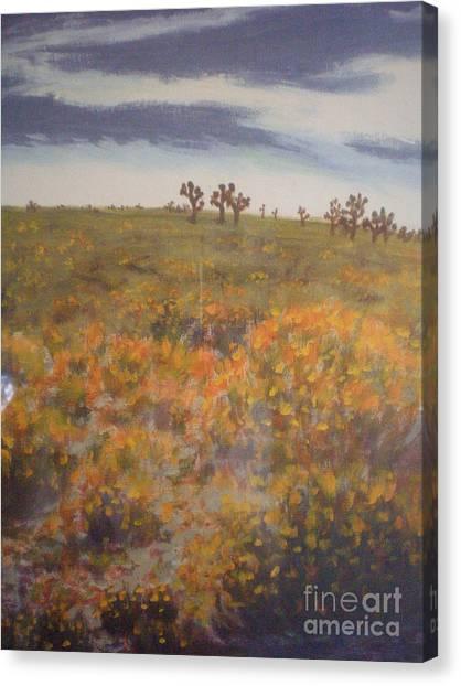 The Joshua Gathering Canvas Print