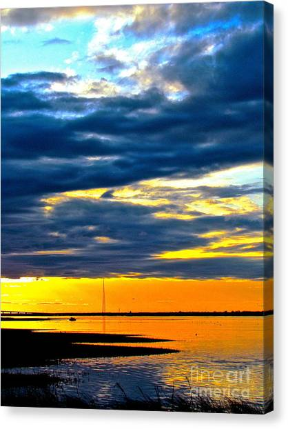 The Journey  Canvas Print by Q's House of Art ArtandFinePhotography