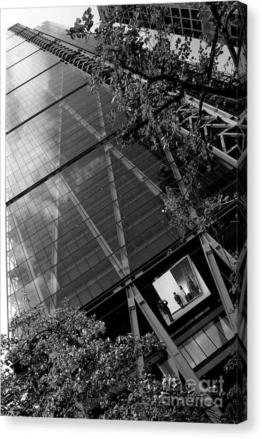 The Leadenhall Building Canvas Print by Size X