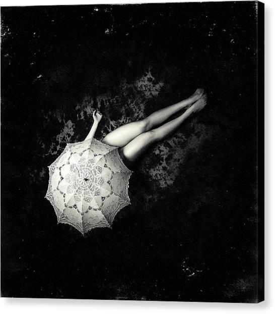 Legs Canvas Print - The Lightbath by Ruslan Bolgov (axe)