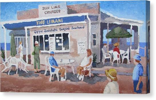 The Limani Canvas Print