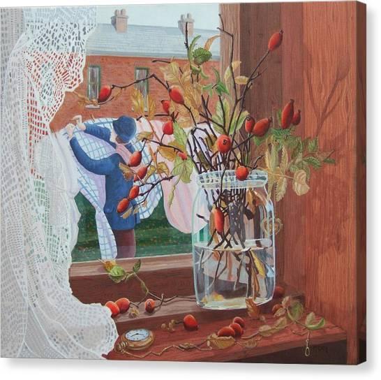 Canvas Print - The Locket by Michael McEvoy
