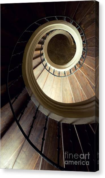 The Lost Wooden Tower Canvas Print