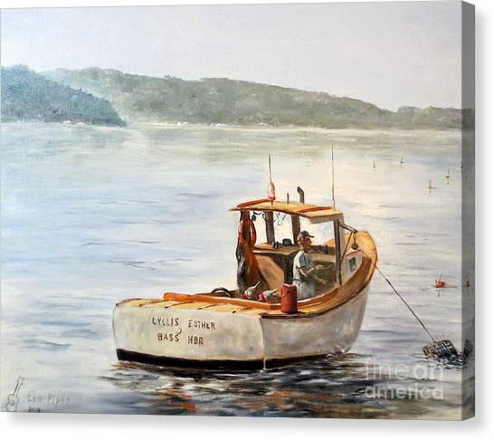 The Lyllis Esther Canvas Print
