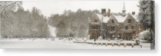 The Manor House Canvas Print