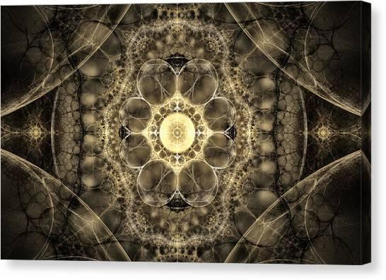 The Mind's Eye Canvas Print