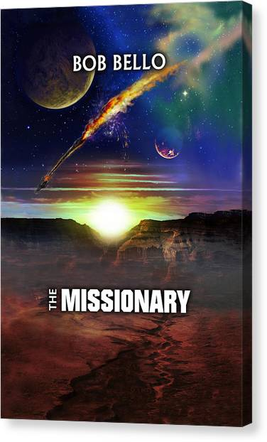 The Missionary Canvas Print by Bob Bello