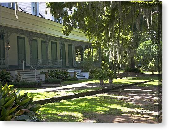 The Myrtles Canvas Print