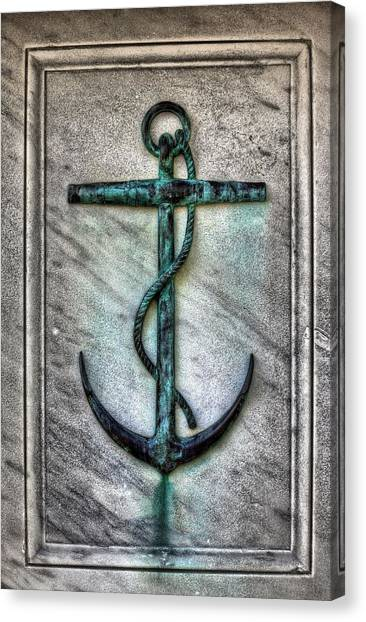 The Naval Academy  Canvas Print