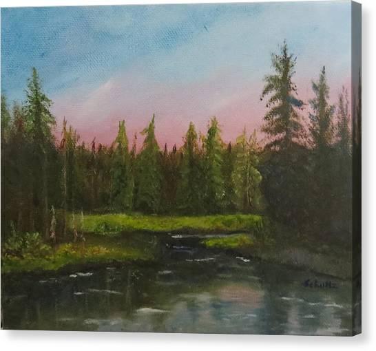 The Northeast Canvas Print