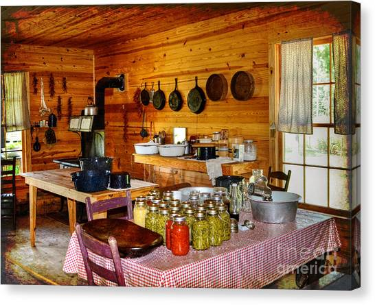 kathys country kitchen the country kitchen photograph by kathy baccari 2072