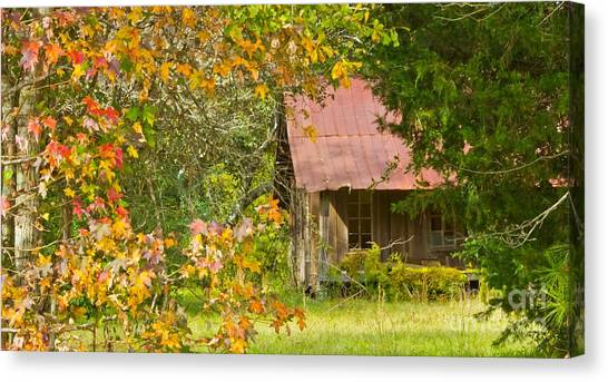 The Old Homestead 3 Canvas Print