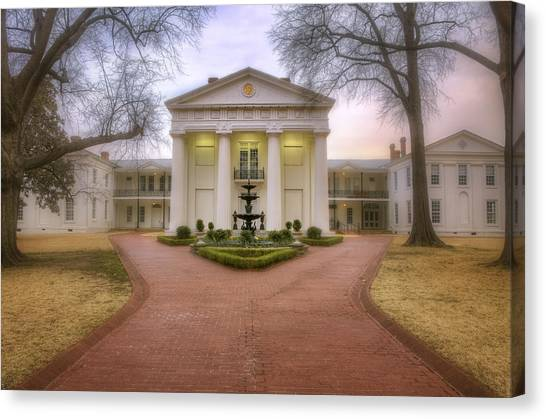 The Old State House - Little Rock - Arkansas Canvas Print