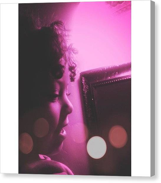 Innocent Canvas Print - The Ones That Look The Most Innocent by Aaron Moses