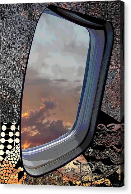 Portal Canvas Print - The Other Side Of Natural by Glenn McCarthy Art and Photography