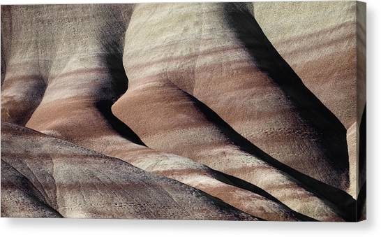 The Painted Hills 2 Canvas Print