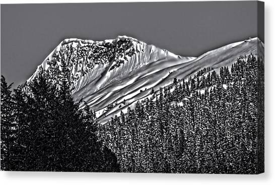 The Peak 3813007 Canvas Print