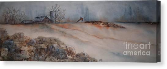 The Pheasant Canvas Print