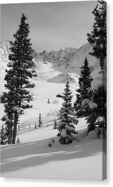 The Quiet Season Canvas Print