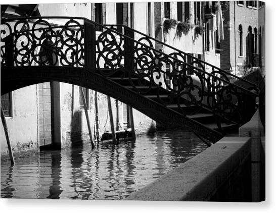 The Quiet - Venice Canvas Print