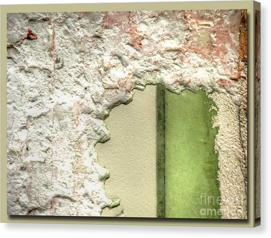 Drywall Canvas Print - The Results Of Indecision by Chris Anderson