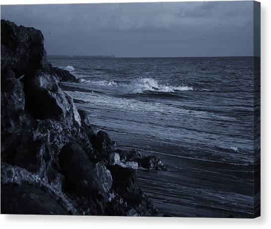 The Rocks Canvas Print