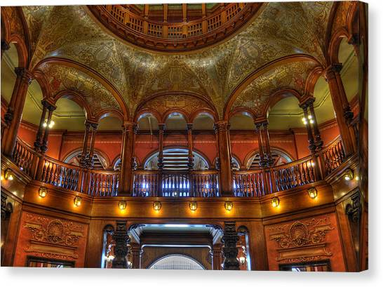 The Rotunda 2 Canvas Print