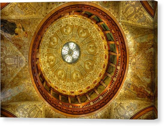 The Rotunda Canvas Print