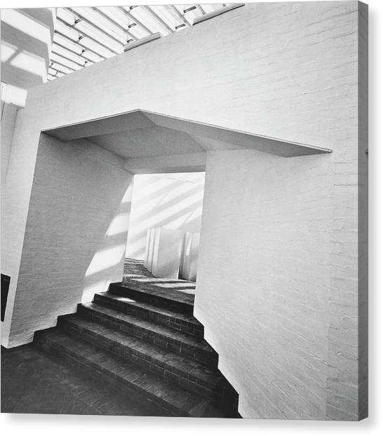 The Sculpture Gallery Of Architecture Philip Canvas Print