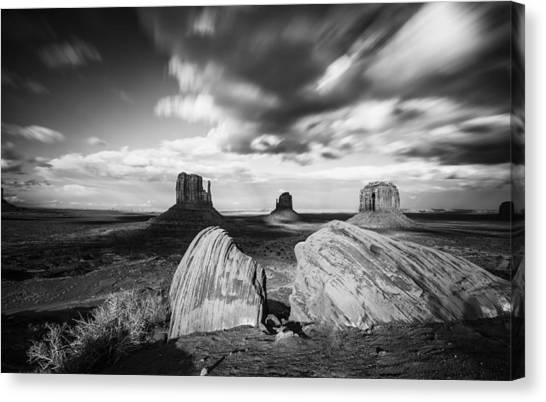 The Searchers Canvas Print