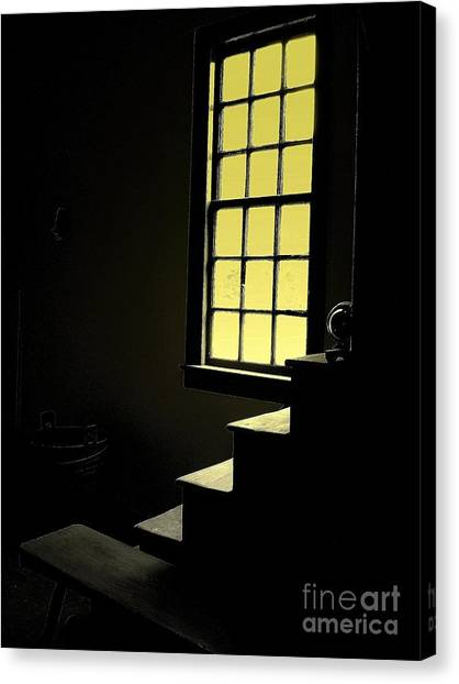 The Silent Room Canvas Print