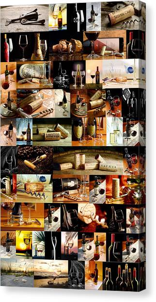Cognac Canvas Print - The Spice Of Life by Jon Neidert