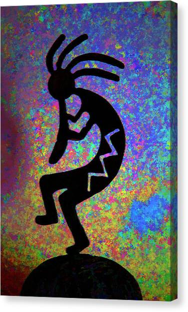 The Spirit Of Music Canvas Print