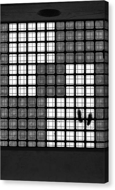 Bricks Canvas Print - The Tetris Effect by Paulo Abrantes
