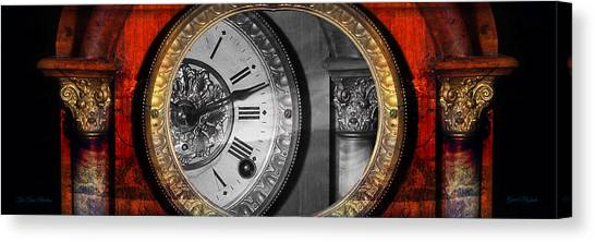 The Time Machine Canvas Print