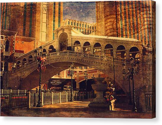 The Venetian  Canvas Print