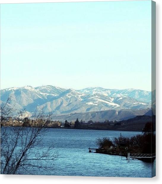 Washington Canvas Print - The View by Kelli Stowe