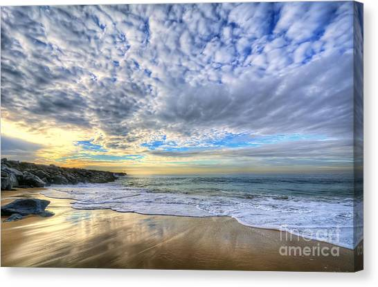 The Wedge - Newport Beach Canvas Print