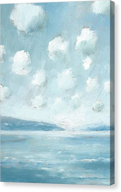 The Western Solent Part Six Canvas Print by Alan Daysh