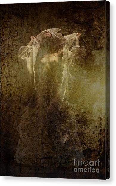 The Whisper Canvas Print
