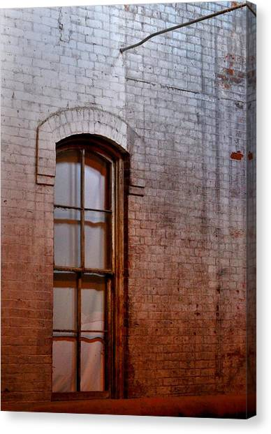 The Window Of Opportunity Canvas Print